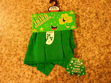 Lucky Irish Ireland Boxers Shorts Green size medium