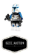 Lego Star Wars Clone Commander Rex Minifigure [75012]