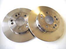 Fiat Barchetta 1,8-16V 95-05 Satz Bremsscheiben vorn 257,4x20mm