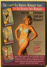 Joyce Vedral The Fat Burning Workout Series Volumes 1 & 2 & Bathing Suit