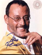 Jean Reno Autograph - Signature - Leon the Professional - Ronin - Nikita - COA