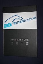 Riders Tour & More. Jahrbücher 2001-2010 ohne 2003. Springreiten.