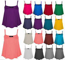 Women's Sleeveless Strappy, Spaghetti Strap Casual Petite Tops & Shirts