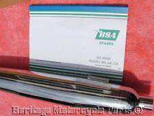 One NOUVEAU chromé Silencieux pour BSA B25 C25 B44 TR25 40-2841 super quality