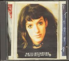 PATTI ROTHBERG Between The 1 & and the 9 CD NEW  12 tr POSTER