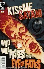 Kiss Me Satan #3 (of 5) Comic Book 2013 - Dark Horse