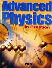 Apologia Advanced Physics in Creation Textbook Only New!