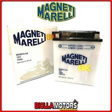 YB14-A2 BATTERIA MAGNETI MARELLI 12V 12AH HONDA VF700F Interceptor 700 1985- MOB