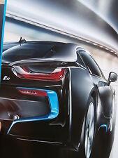 BMW i8 (i12) tedesco catalogo catalogue prospetto brochure 9/2014 + Louis Vuitton