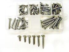 Mopar #10 Stainless Steel Oval Phillips Head Automotive Sheet Metal Trim Screws