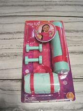 "New! My Life As Fitness Set 18"" Dolls; Fits American Girl, Our Generation"