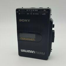 Sony Walkman Kassette + Radio tragbarer Kassettenspieler WM-F2061  Top!