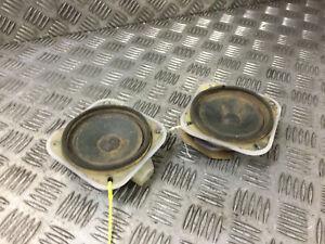 Ford Ranger ET ES 2006-12 Rear Door Speaker Pair 1447132 6M3418808BA UR6366960