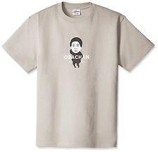 DownTown Gaki no Tsukai Obachan T-Shirt T Shirt M Size Gray Gakinotsukai JAPAN