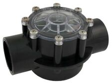 ZODIAC POOL CARE Inc. Jandy Straight Swing Check Valve 1 X 7235 NEW