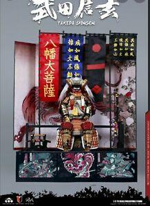 Coomodel Takeda Shingen 1/6 deluxe edition no hot toys