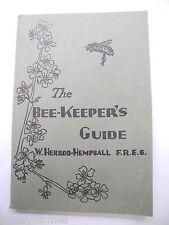 The Bee-Keeper's Guide - W Herrod-Hempsall 1947