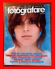 FOTOGRAFARE 3 1977 PETRI MF-1 I NUOVI TAMRON A COLORI IL DIFETTO DI RECIPROCITA'