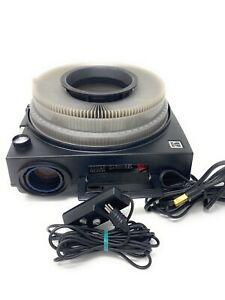 Kodak Carousel 750H Slide Projector Tested WORKING