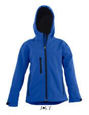 Manteaux, vestes et tenues de neige bleues été pour fille de 2 à 16 ans