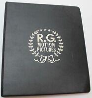 SILICON RIPOFF / Darrell Wexler 1984 Unproduced Screenplay
