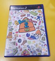 Parappa The Rapper 2 GIOCO PS2 VERSIONE ITALIANA
