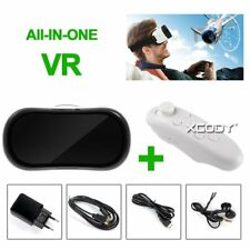 HMD-V05 All-in-one 360° Virtual Reality Headset Lunettes 3D VR 16GB 1080p HDMI