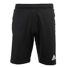 Adidas TIRO17 Trainingshose Sport Hose Fußball Shorts 3S CLIMALITE Gr. L Neu