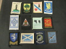 Iraqi Scouts Patch     cjp x2