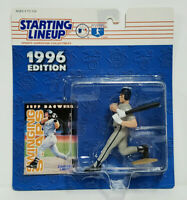 JEFF BAGWELL - Houston Astros Starting Lineup MLB SLU 1996 Action Figure & Card