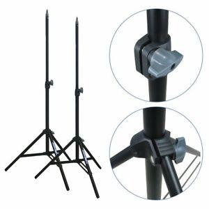 "AU 2PCS Linco ZENITH Pro 90cm / 36"" Studio Compact Light Stand with 1/4"" Thread"