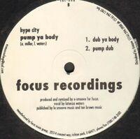 Hype City – PUMP Ya Body - Focus – FOC006 - USA 2000