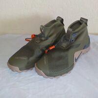 Nike METCON X SF Training Shoes OLIVE DRAB TAN BQ3123 208 Men Size 6.5 = Woman 8