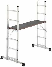 Hailo escalera andamio Profistep 86 cm aluminio 1055-001
