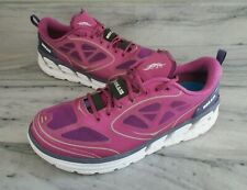 Hoka One One W Conquest Purple Running Athletic Shoes F10014G Women's Size 10.5