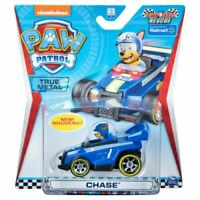 Spinmaster Nickelodeon Paw Patrol Ready Race Rescue True Metal Chase Car, NEW