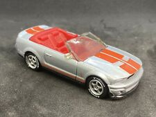 Matchbox 2007 Shelby GT500 Convertible  Wheel Swapped  Rubber Tires 1/64 Mustang