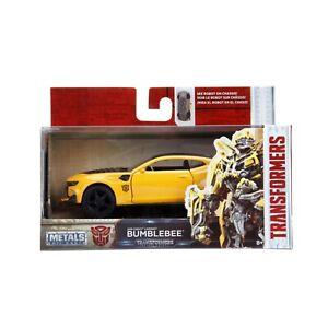 Transformers Bumblebee 2016 Chevy Camaro 1:32