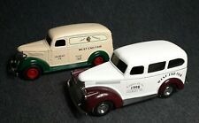 2 ERTL Collectables West End Fair Locking Coin Banks