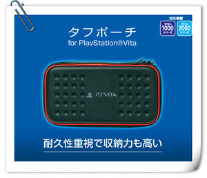 PSV PSP PS VITA Protective EVA Pouch Bag SONY PLAYSTATION Hard Case