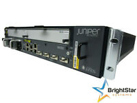Juniper MX80-AC Router with 2 MIC Slots 4x10GE XFP Dual PWR-MX80-AC MX80