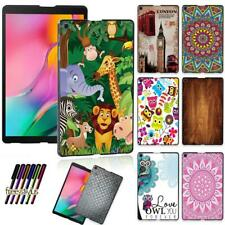 Colorful Patterns Shell Case Cover For Samsung Galaxy Tab A 10.1 2019 T510 T515