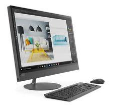 """Lenovo IdeaCentre AIO 520 23.8"""" (1TB, AMD A12, 2.70 GHz, 8GB) All-In-One Desktop - F0D3000EUS"""