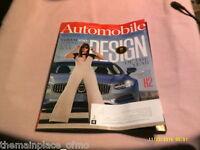 Automobile Magazine January 2017 Design Alfa Romero Volvo Bugatti Porsche Mazda