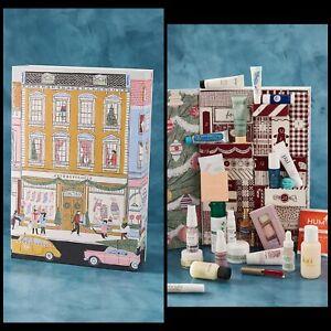 NEW Anthropologie George Viv 24 Days Beauty Skin Advent Calendar House Box Rare