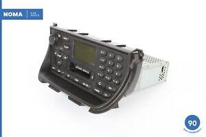98-03 Jaguar XJ8 Super V8 AM FM Radio Cassette Tape Audio Player Control OEM