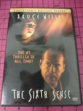 The Sixth Sense (Dvd, 1999, Collector's Edition) Pre-owned
