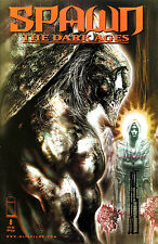 Spawn The Dark Ages #8 Signed By Artist Liam Sharp (Lg)