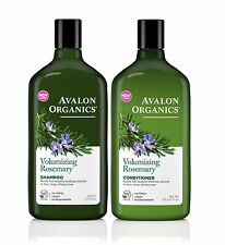 Avalon Organique Volumateur Romarin shampooing et Après-Shampooing 325ml
