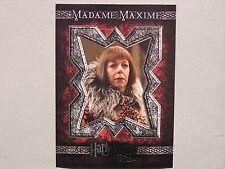 Harry Potter-GOF-Silver Foil Card-Frances de la Tour-Madam Olympe Maxime-#13